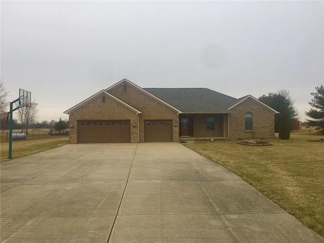 4706 E County Road 350  Plainfield, IN 46168 | MLS 21619689
