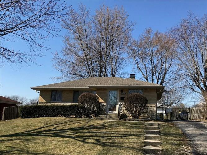 614  Memorial Drive Beech Grove, IN 46107 | MLS 21619695