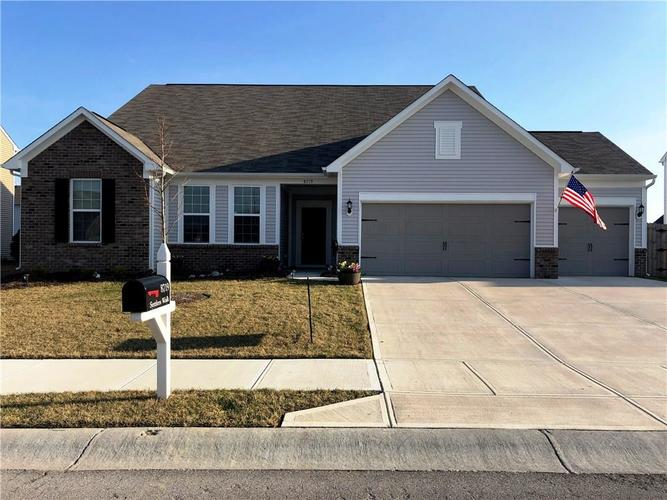 8719  Settlers Walk  Brownsburg, IN 46112 | MLS 21619702