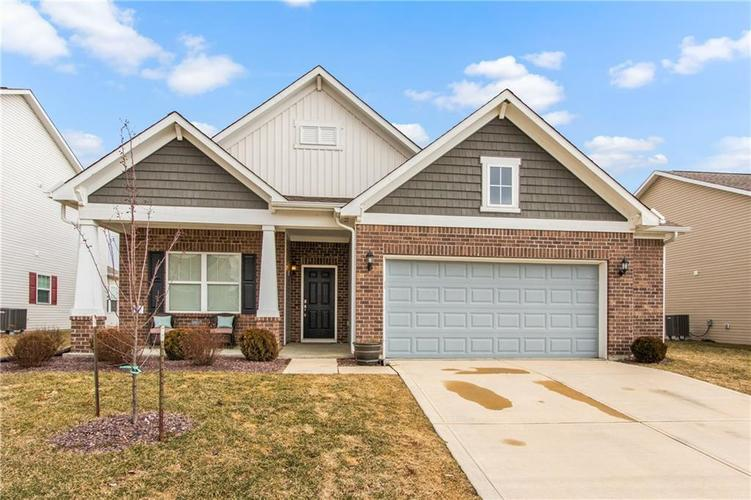 2257  Boneset Drive Plainfield, IN 46168 | MLS 21619728