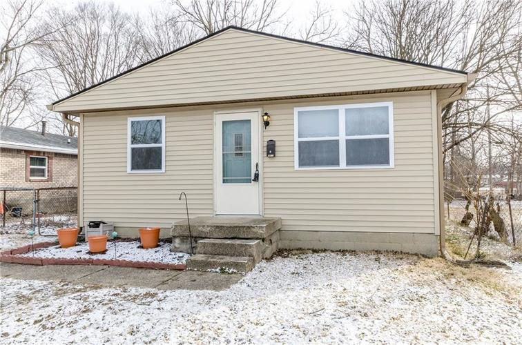 2813 S State Avenue Indianapolis, IN 46203 | MLS 21619731