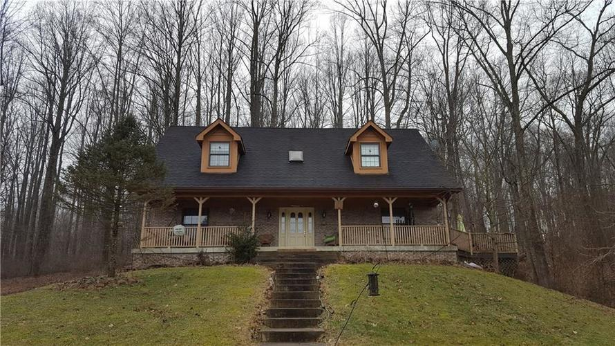 3092 N Grizzly Lane Martinsville, IN 46151 | MLS 21619733
