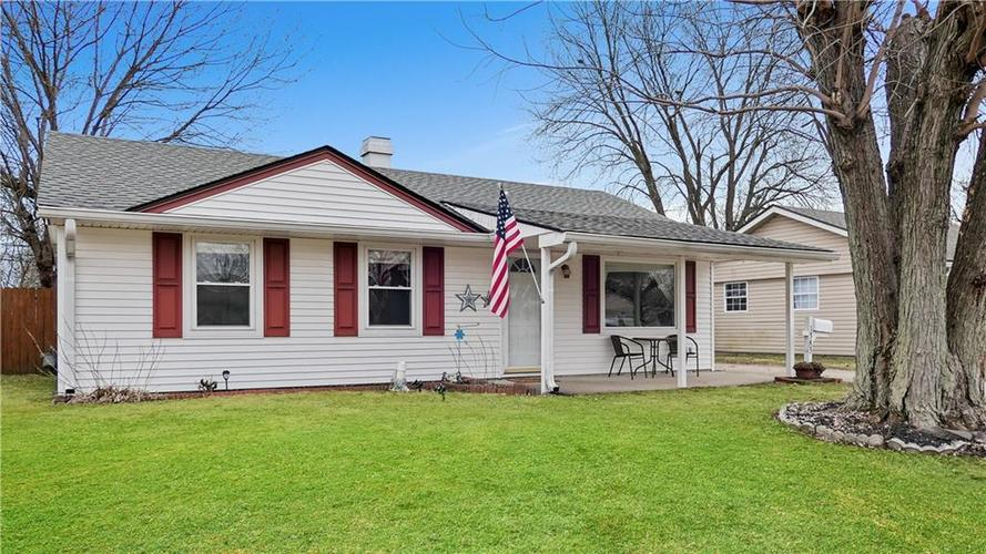 1543 Roberts Road Franklin, IN 46131 | MLS 21619848 | photo 1