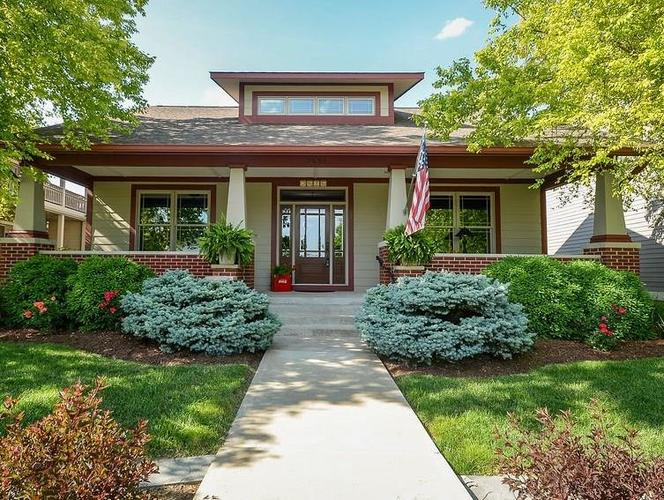 7636 THE COMMONS Zionsville, IN 46077 | MLS 21619867 | photo 1