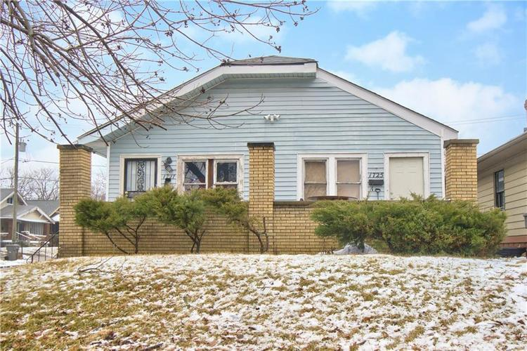 1725 N Tacoma Avenue Indianapolis, IN 46218 | MLS 21619925