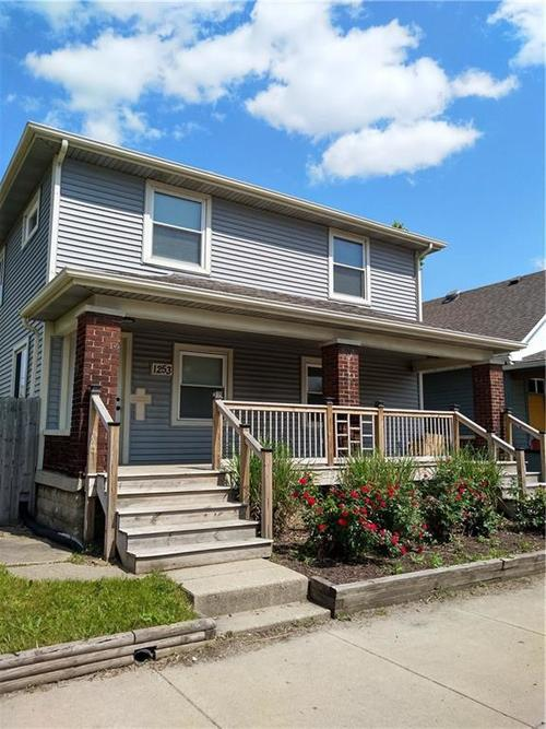 1253 S East Street Indianapolis IN 46225 | MLS 21620011 | photo 1