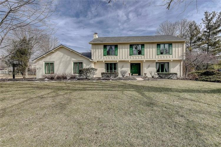 175 N Maxwell Court Zionsville, IN 46077 | MLS 21622085