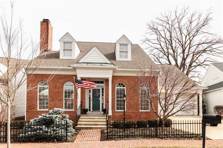 8043  Lynch Lane Indianapolis, IN 46250 | MLS 21622088