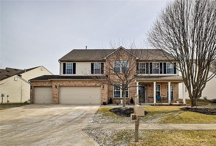 1502  Old Thicket Court Greenwood, IN 46143 | MLS 21622130