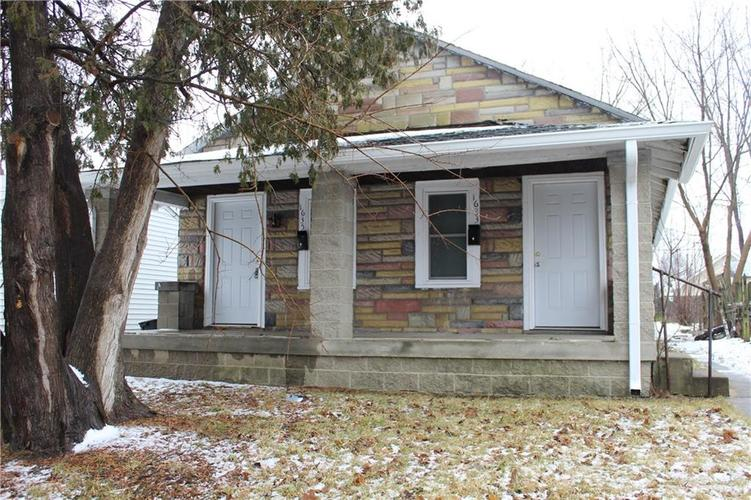 1633 E Tabor Street Indianapolis, IN 46203 | MLS 21622136