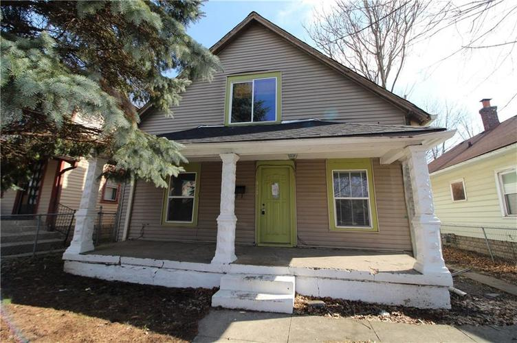 617 N Euclid Avenue Indianapolis, IN 46201 | MLS 21622229 | photo 1