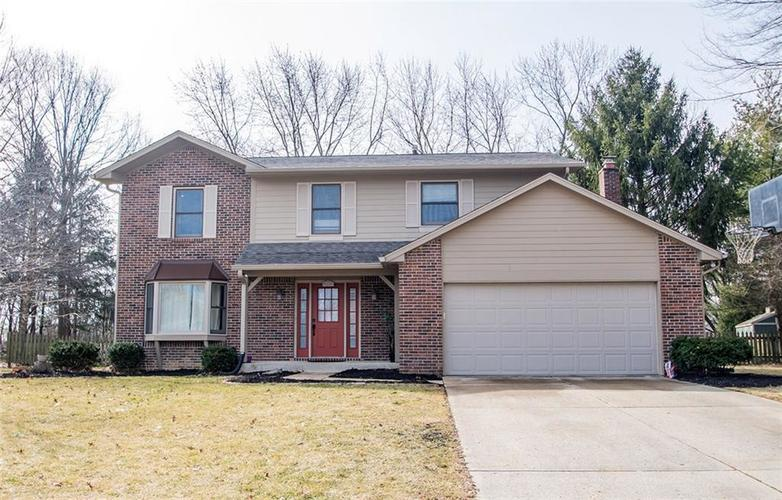 95  Village Place Zionsville, IN 46077 | MLS 21622376