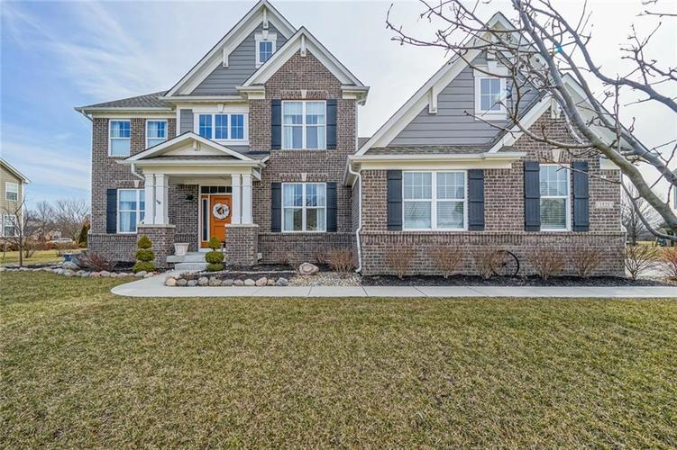 1525  Windswept Court Brownsburg, IN 46112 | MLS 21622477