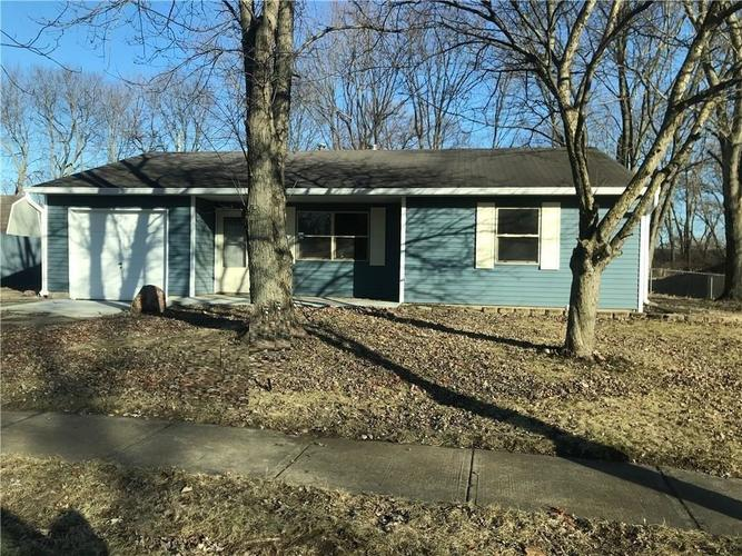 6215  Epperson Drive Indianapolis, IN 46221   MLS 21622513