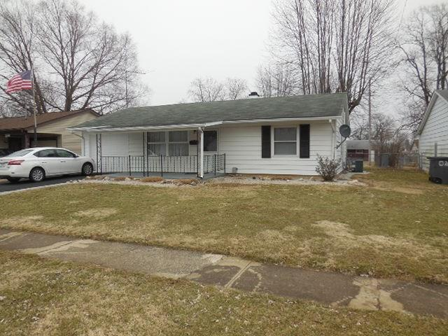1116 N Washington Street Rushville, IN 46173 | MLS 21622515