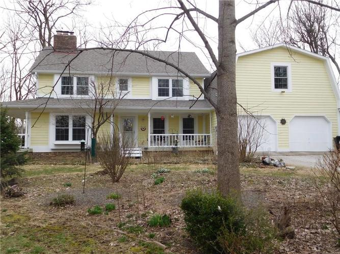 6240  Crooked Creek Drive Martinsville, IN 46151   MLS 21622532