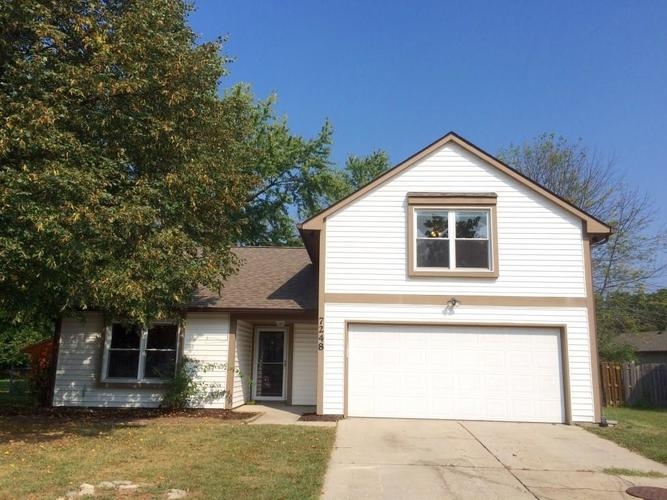 7248  Eagle Bay North Drive Indianapolis, IN 46254 | MLS 21622623