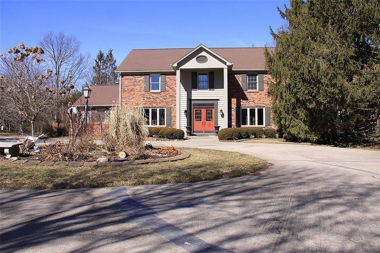 7628 BALLINSHIRE Drive N Indianapolis, IN 46254   MLS 21622632   photo 1