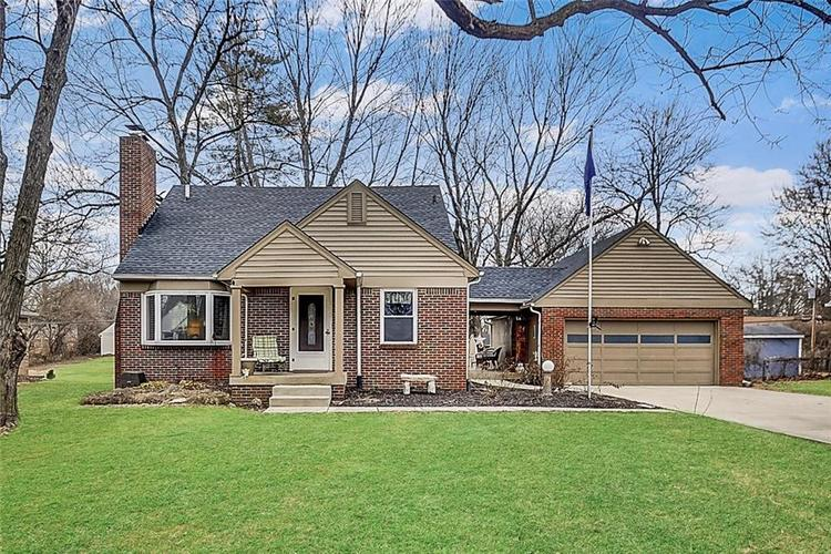 6321 N Temple Avenue Indianapolis, IN 46220 | MLS 21622703 | photo 1