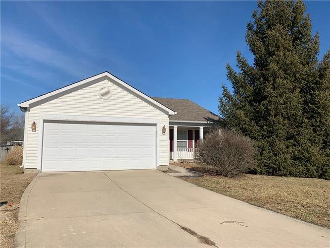 10684  Hoosier Court Indianapolis, IN 46234 | MLS 21622722