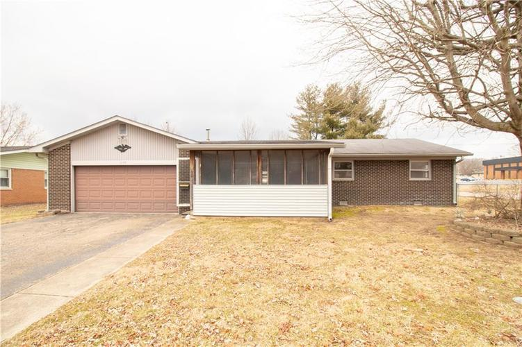 1890 Sunrise Street Martinsville, IN 46151 | MLS 21622776 | photo 1