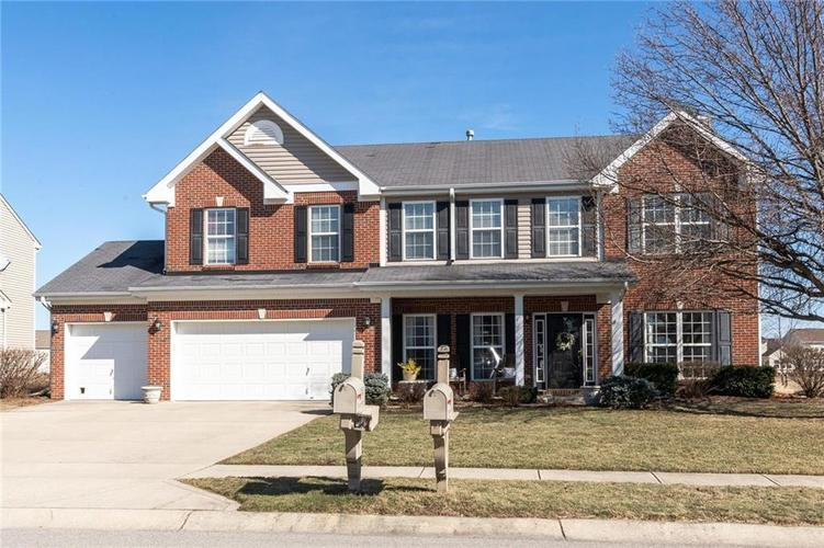 12853  Broncos Drive Fishers, IN 46037 | MLS 21622787