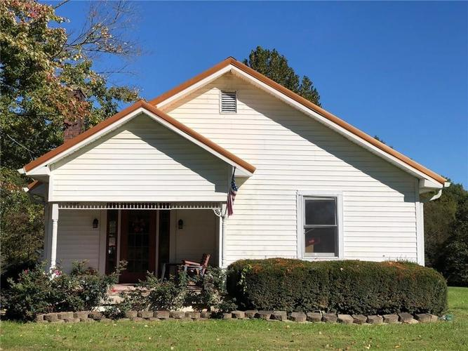 965  Dixie Hill Road Spencer, IN 47460 | MLS 21622789