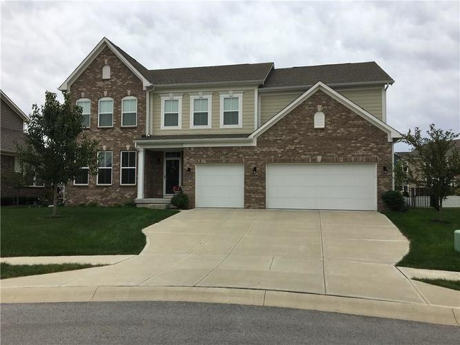 6233  HARGRAY Court Noblesville, IN 46062 | MLS 21622897