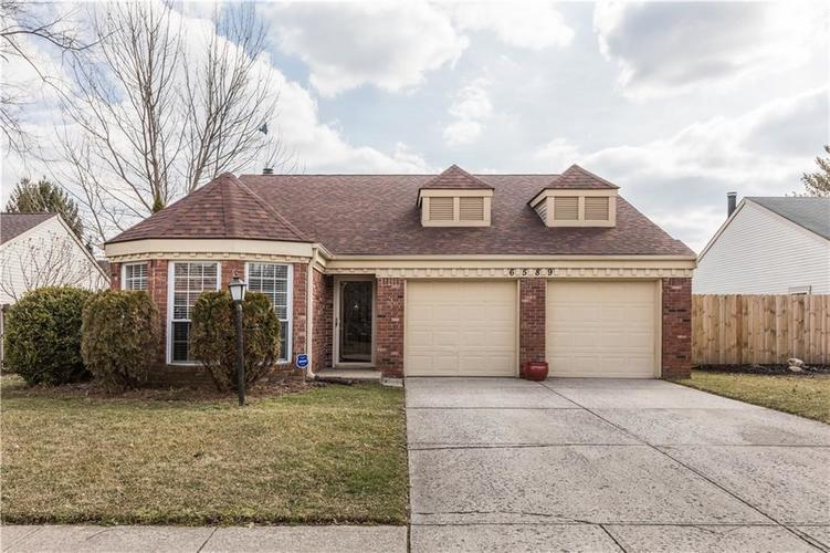6589  SETTLEMENT Drive Indianapolis, IN 46250 | MLS 21623024