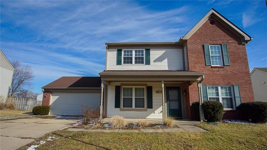 4823  EAGLES WATCH Lane Indianapolis, IN 46254 | MLS 21623030