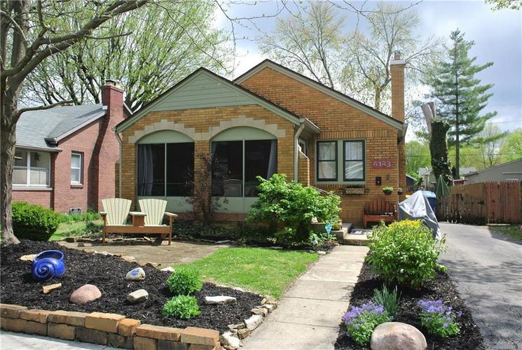 6183 KINGSLEY Drive Indianapolis, IN 46220 | MLS 21623047 | photo 1