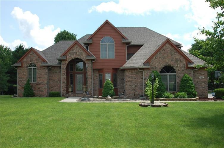 1163 N Creekview Drive Greenfield, IN 46140 | MLS 21623051