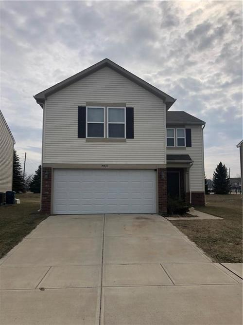 7931  Bach Drive Indianapolis, IN 46239 | MLS 21623112