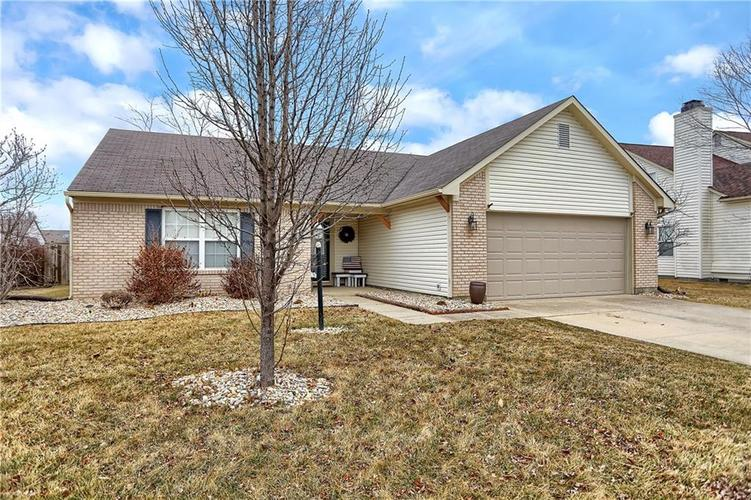 8548  Eagles Nest Drive Avon, IN 46123 | MLS 21623164