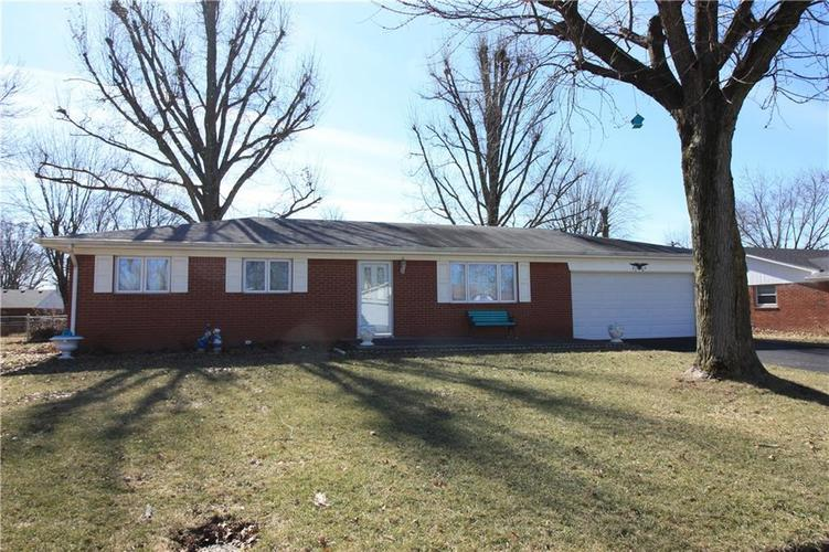2709  Marywood Drive Indianapolis, IN 46227 | MLS 21623191