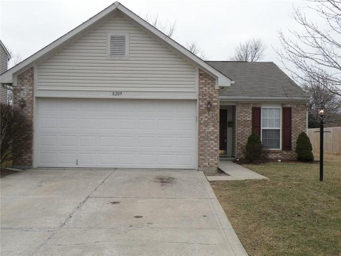 8209  Twin River Drive Indianapolis, IN 46239 | MLS 21623268