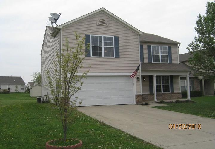 1291  Constitution Drive Indianapolis, IN 46234 | MLS 21623283