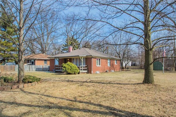 1615 N Dequincy Street Indianapolis, IN 46218 | MLS 21623318