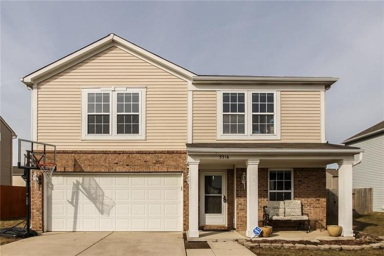 3316  Black Forest Lane Indianapolis, IN 46239 | MLS 21623320