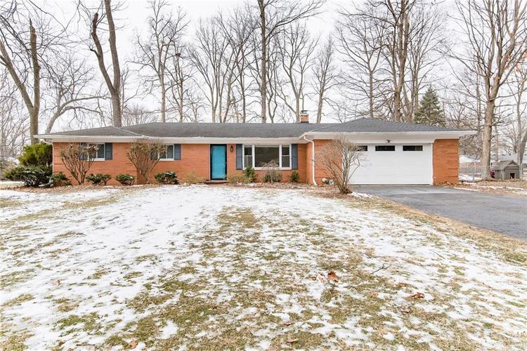 7226 N Dearborn Street Indianapolis, IN 46240 | MLS 21623342 | photo 1