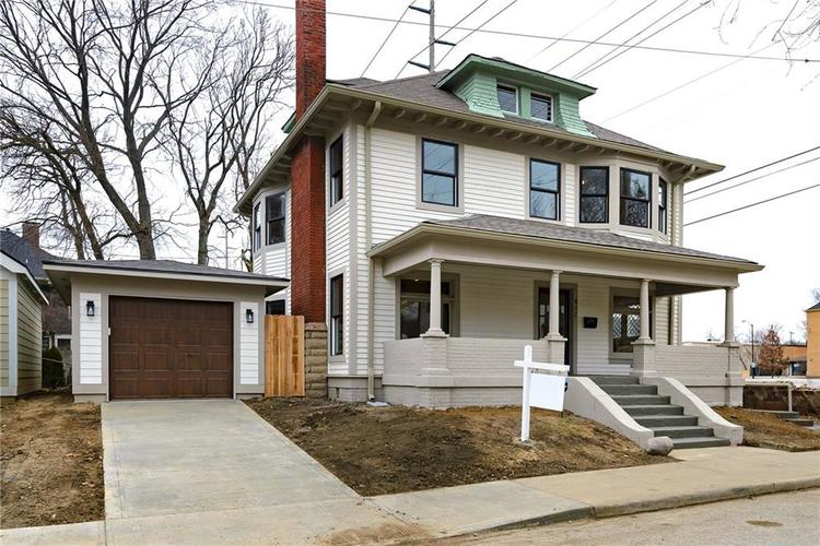 412 E 21st Street Indianapolis, IN 46202   MLS 21623410