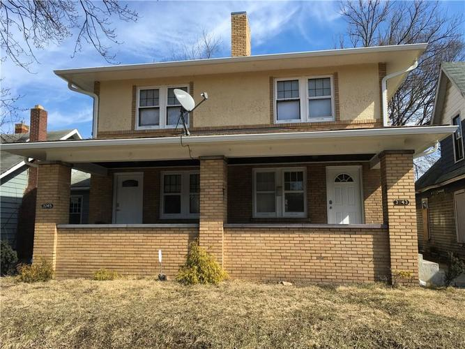 3245  Boulevard Place Indianapolis, IN 46208 | MLS 21623466