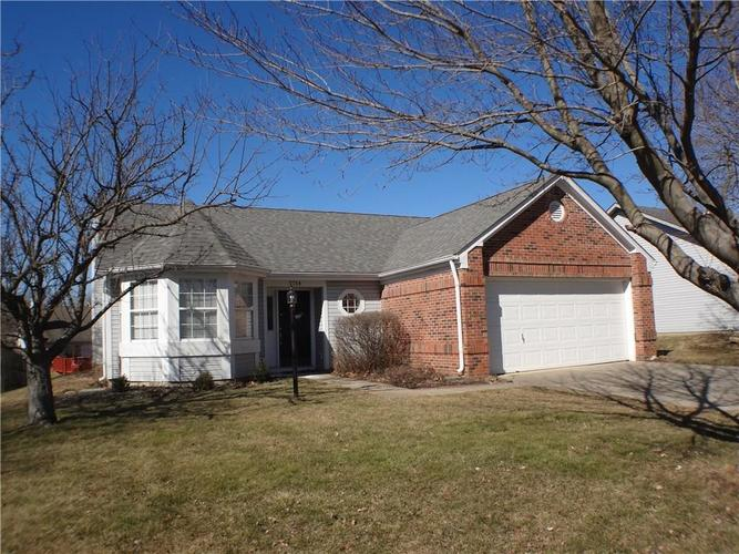7714  Winding Creek Place Indianapolis, IN 46236 | MLS 21623495