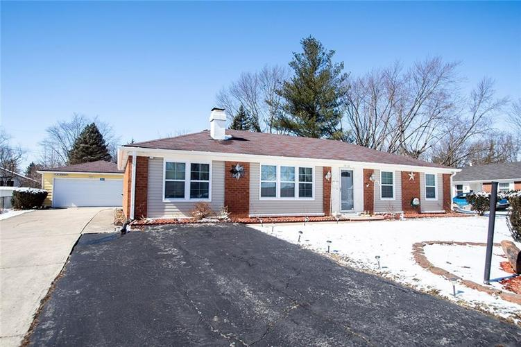 1912  Schwier Drive Indianapolis, IN 46229 | MLS 21623539