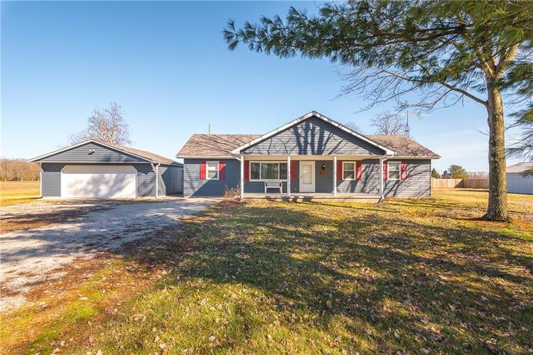 7929 S County Road 975  Crothersville, IN 47229 | MLS 21623599