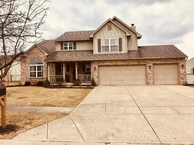 462  YOUNGS CREEK Court Franklin, IN 46131 | MLS 21623612