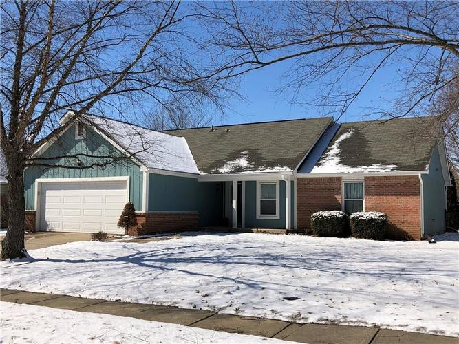 7816  Camberwood Drive Indianapolis, IN 46268 | MLS 21623663