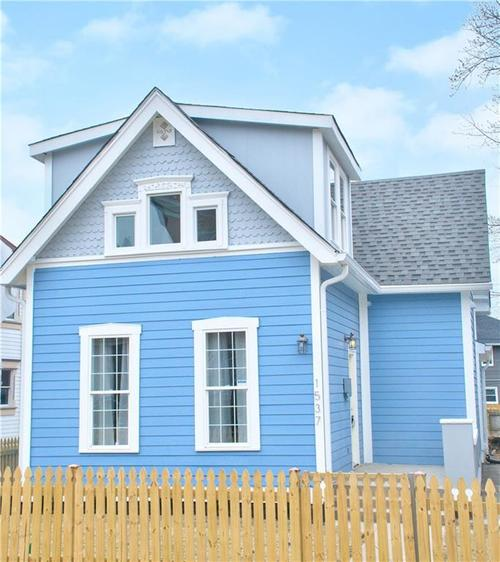 1537 S New Jersey Street Indianapolis, IN 46225 | MLS 21623784