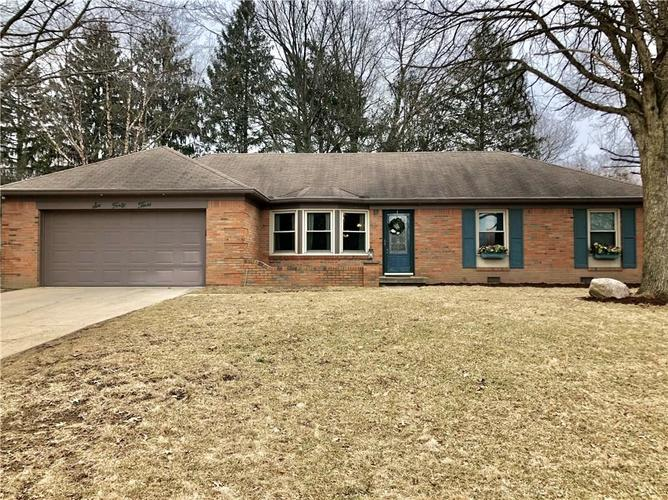 643 CHAPEL HILL Drive W Indianapolis, IN 46214 | MLS 21623789 | photo 1