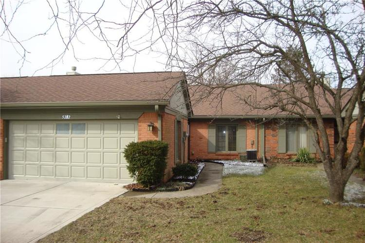 5212  HAWKS POINT Road Indianapolis, IN 46226 | MLS 21623797